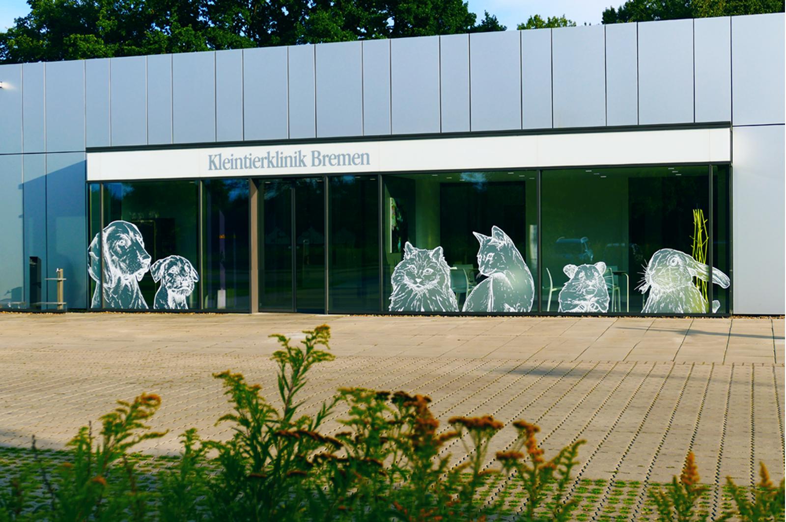 Kleintierklinik Bremen . Tagesklinik für Kleintiere